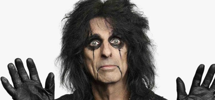Alice Cooper Reveals Fall 2019 Tour, New Music In Future