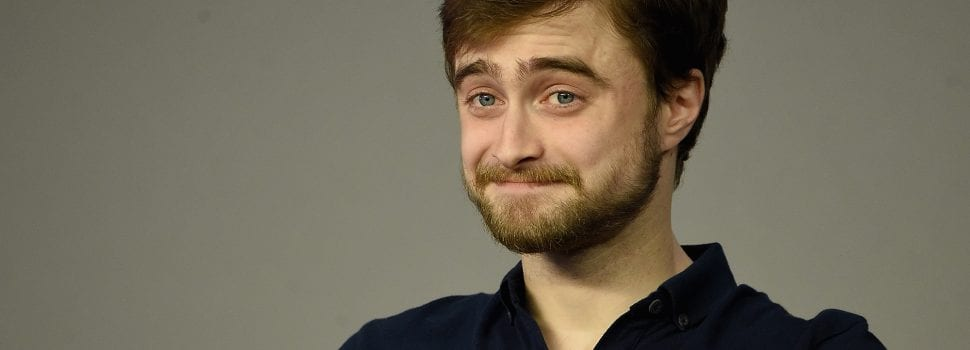 Daniel Radcliffe Returns To Broadway This Fall For 'The Lifespan of a Fact'