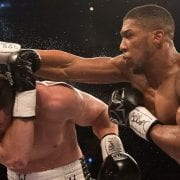 Heavyweight Champ Anthony Joshua Breaks MSG Pre-Sale Record
