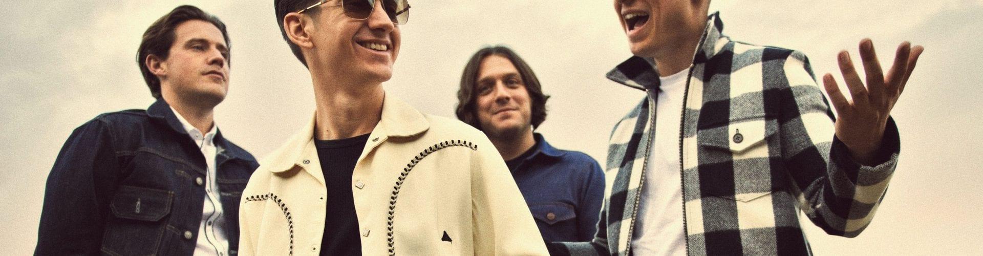 Arctic Monkeys Announce New Record, More UK Dates