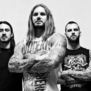 As I Lay Dying Announces 'Shaped By Fire' Fall Tour