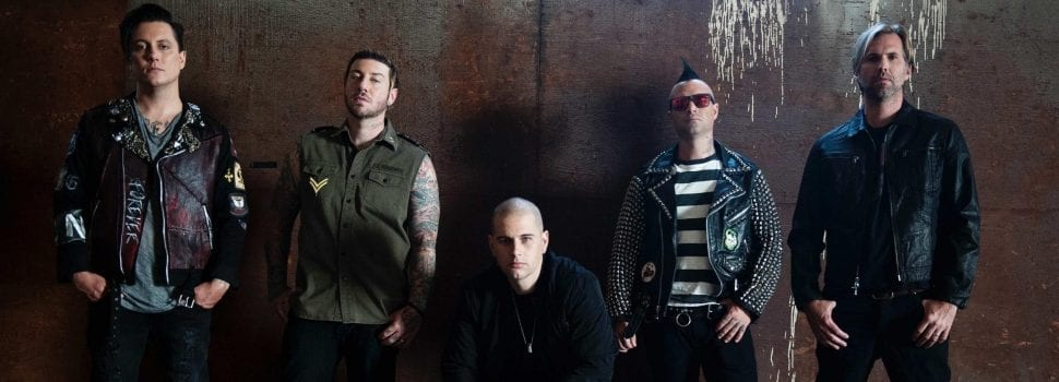 Avenged Sevenfold Cancels Show At K-Rockathon Concert Due To Illness