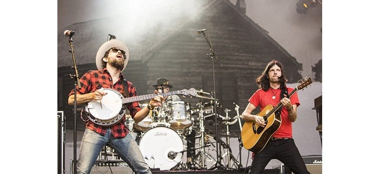 Avett Brothers Show Cancelled After Man Gets Through Security With a Gun