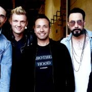 Backstreet Boys' DNA World Tour Bolsters Mid-Week Onsales