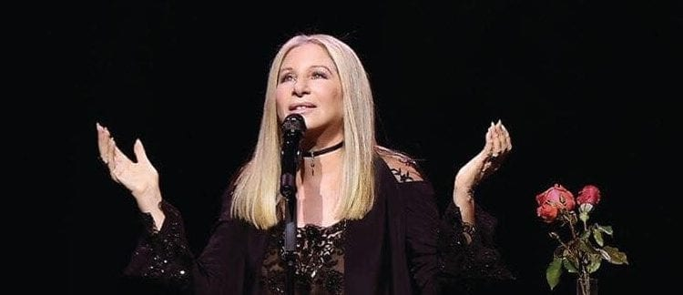 Barbra Streisand's MSG Show Among Tickets on Sale This Weekend
