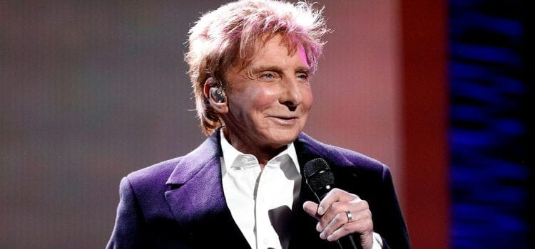 Barry Manilow's Broadway Show Reportedly Faces Sluggish Sales