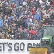 Buffalo Bills Tickets: $5 or 4 Hours of Shoveling Snow