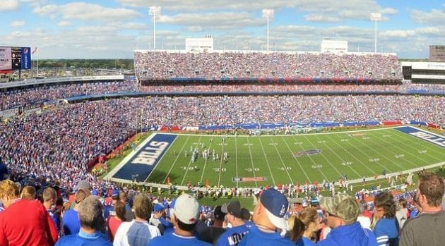 Buffalo Bills Stand Alone Against NFL Mobile-Only Policy