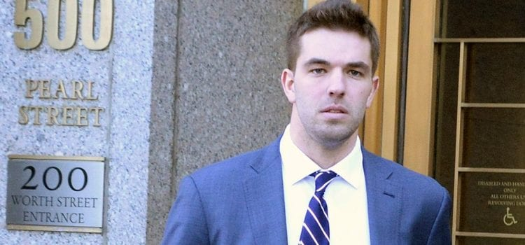 Fyre Festival's Billy McFarland Sentenced To Six Years In Prison