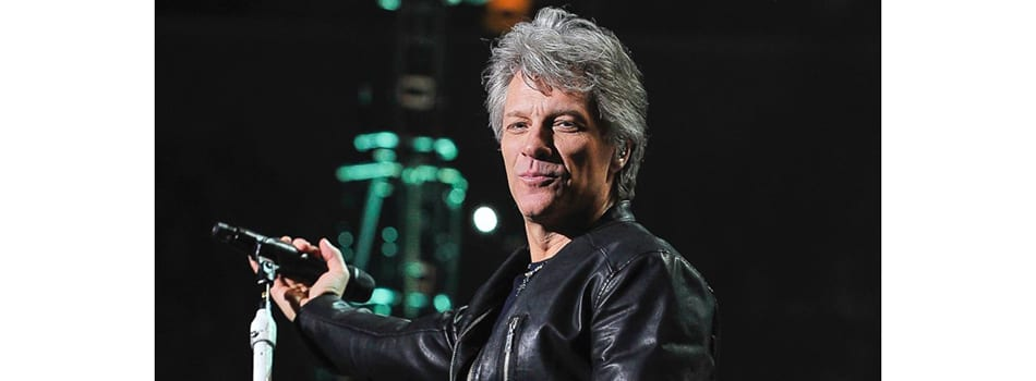 Bon Jovi 2016 Album Steals The No. 1 Spot Over a Year Later