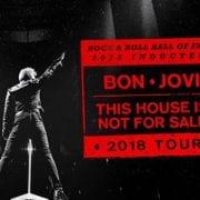 Bon Jovi Extends This House is Not For Sale Tour