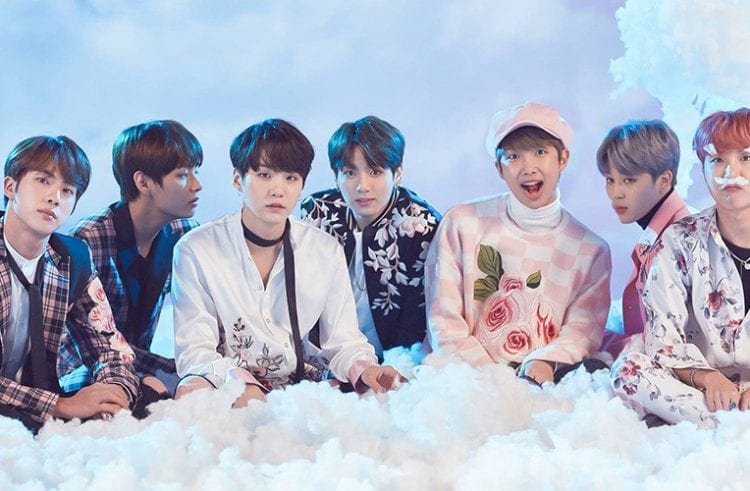 BTS – Bangtan Boys Scores Top Two Spots On Sunday Best-Sellers