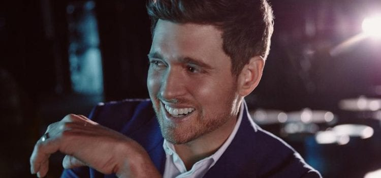 Michael Bublé Announces 2019 Tour In Support Of New LP 'Love'