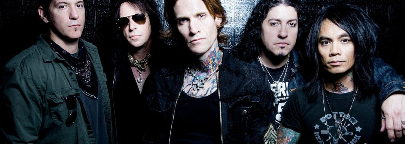 Buckcherry Announces Gen-X Tour With P.O.D., Lit, and Alien Ant Farm
