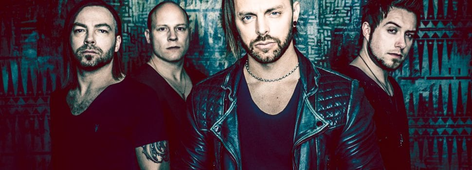 Bullet For My Valentine Shares European Us Shows For Gravity Release