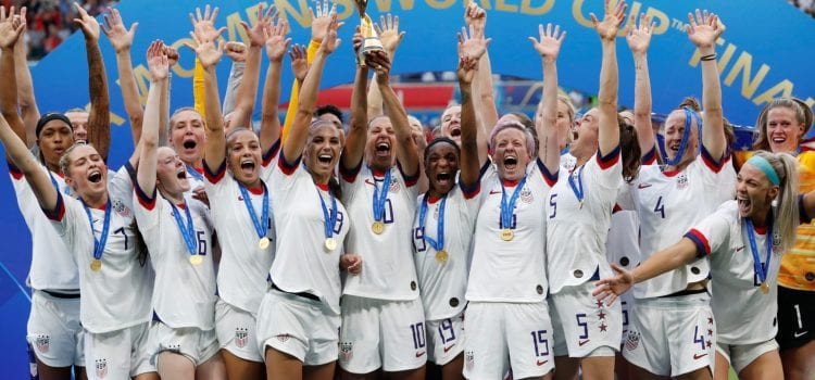 US Women's Soccer Matchup, Gymnastics Trials Among Tickets On Sale Thursday
