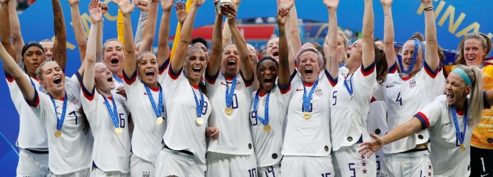 US Women's Soccer Victory Tour Among Weekend Tickets On Sale