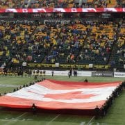 Canadian Football League Leads Wednesday Onsales