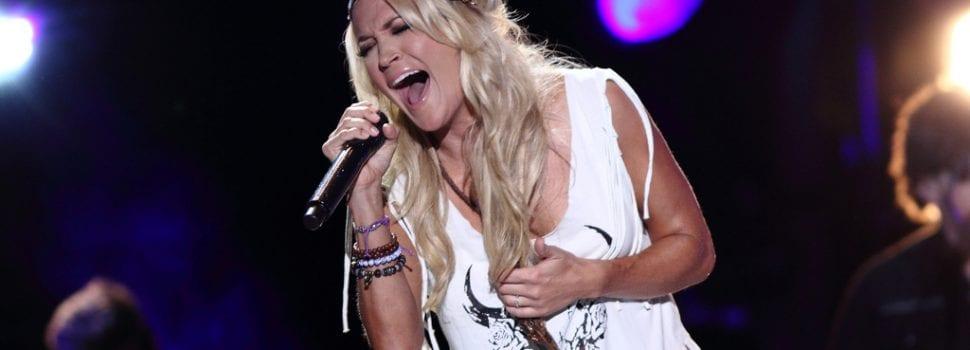 Carrie Underwood Announces Cry Pretty Tour Dates, Pregnancy