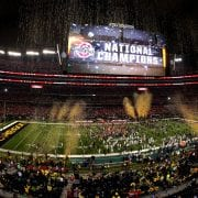 Market Heat Report: College Football Championship Back at No. 1