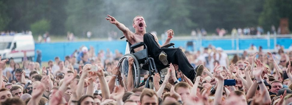 Wheelchair Concertgoer Demands More Inclusion In Australia