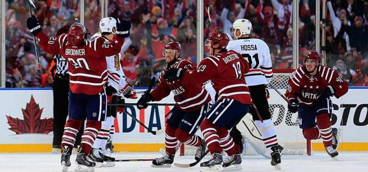 NHL Conference Finals Scores No. 1 Spot On Wednesday Best-Sellers