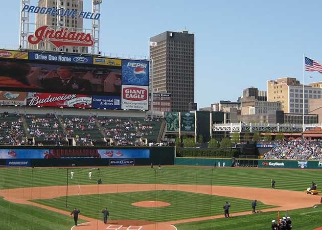 Indians Threaten Fans Who Resell Outside of Paid Partnership