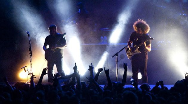 """Coheed and Cambria Fans Fume Over """"Platinum"""" Ticket Confusion"""