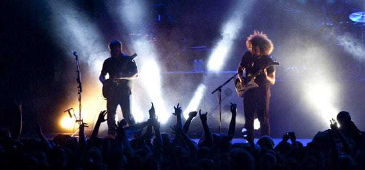 "Coheed and Cambria Fans Fume Over ""Platinum"" Ticket Confusion"
