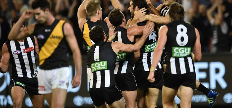 Tickets Sell Out After Die-Hard Fans Camp Out For AFL Preliminary Finals