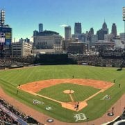 Detroit Tigers Switch To Mobile-Only Tickets For 2019 Season