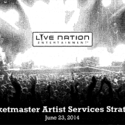 Ticketmaster Deck in Evidence Shows How Seriously They Took Songkick/Crowdsurge Threat