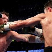 Gennady Golovkin, Canelo Alvarez Take Top Spot On Monday Best-Sellers