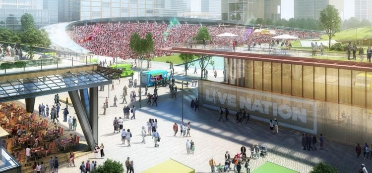 Live Nation Plots Entertainment District In Chicago's Lincoln Yards Development