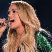 Carrie Underwood Surges into No.1 Spot on Mid-Week Top Sellers