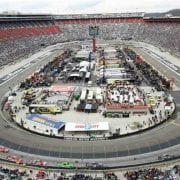 Bristol Motor Speedway Officials Unveil New Tennessee Venue