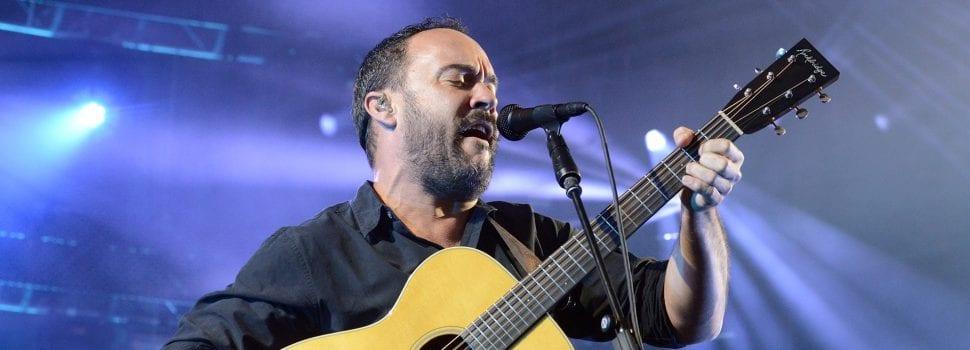 Dave Matthews To Perform Exclusive SiriusXM/Pandora Show in LA