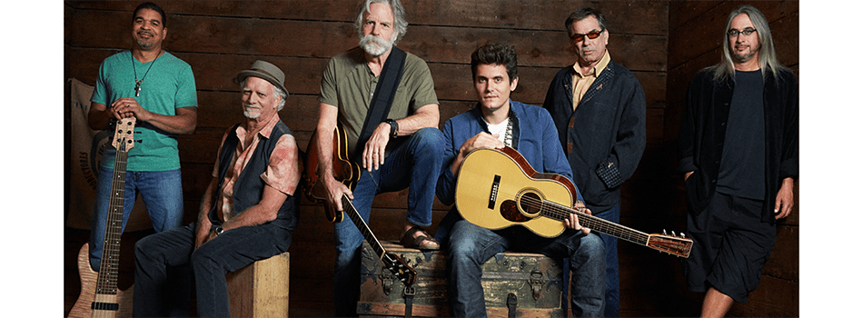Dead and Company, JT Headline Monday Tickets On Sale
