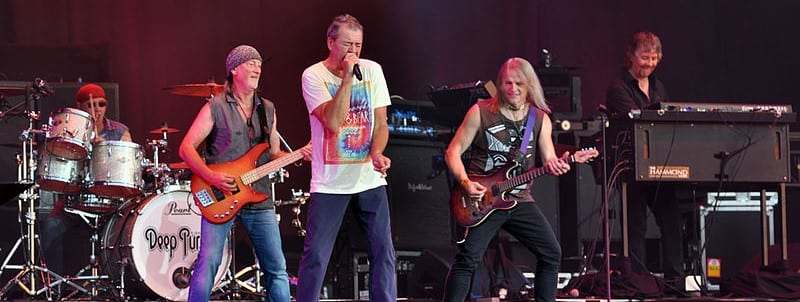Deep Purple Extend Their 'Long Goodbye Tour' For U.S. Leg