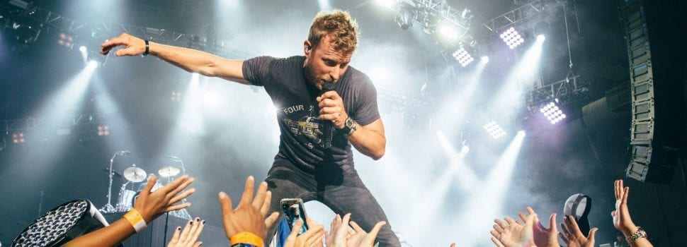 Dierks Bentley Will Headline Final Day of NFL Draft's Music Series