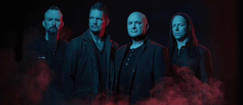 Disturbed Releases Official Dates Of 2019 'Evolution' World Tour