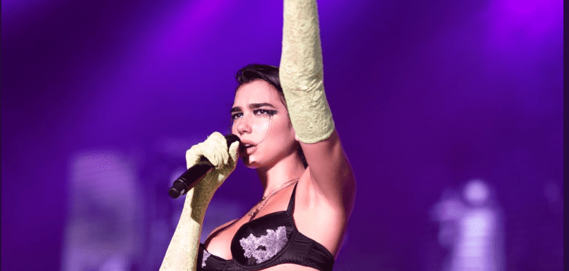 Fans Aggressively Removed From Dua Lipa Show in Shanghai