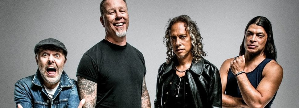 Metallica Offering Free MP3 Download Of Show With Ticket Barcode