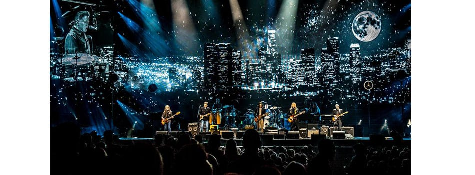 The Eagles With Zac Brown and Football Take Top Billing in Marketplace