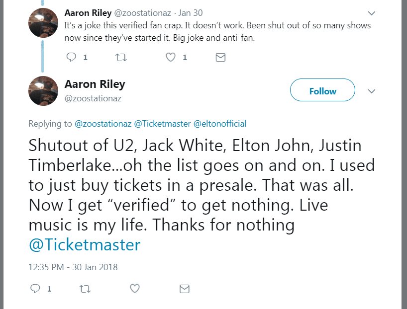 Elton John concert in Buffalo sold out