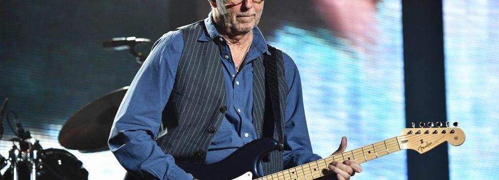Eric Clapton, Paul Simon Make Appearances On Best-Selling List