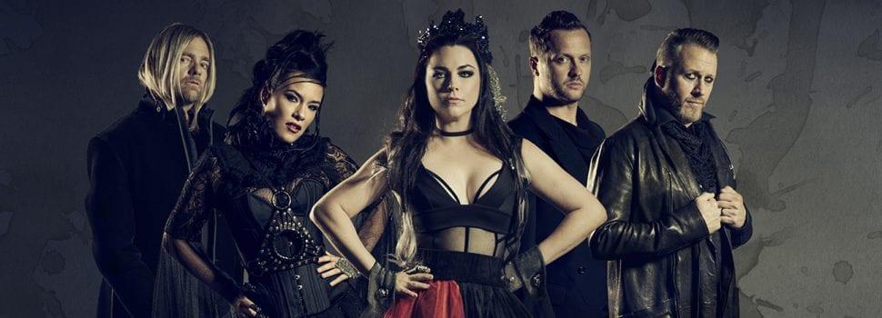 Evanescence Plots 2019 Headlining Summer Tour