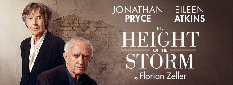 'The Height of the Storm' Opens On Broadway This Week