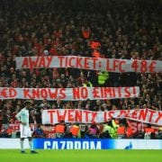 Football Fans Protest Against Cost of Champions League Tickets
