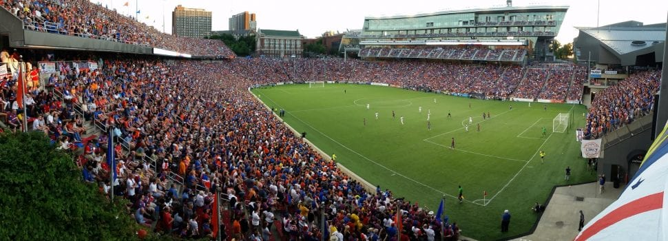 FC Cincinnati Expect Sellout Ahead of Nippert Stadium's First MLS Game
